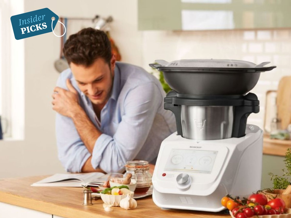 Monsieur Cuisine Lidl S Thermomix Alternative Finally Available Again Tech Stalking